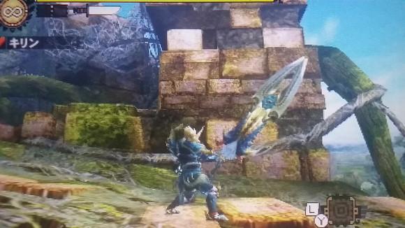剑狱_雷狼龙大剑 这把刀3g就出现了不过那次被整合在了冥海大剑和狱
