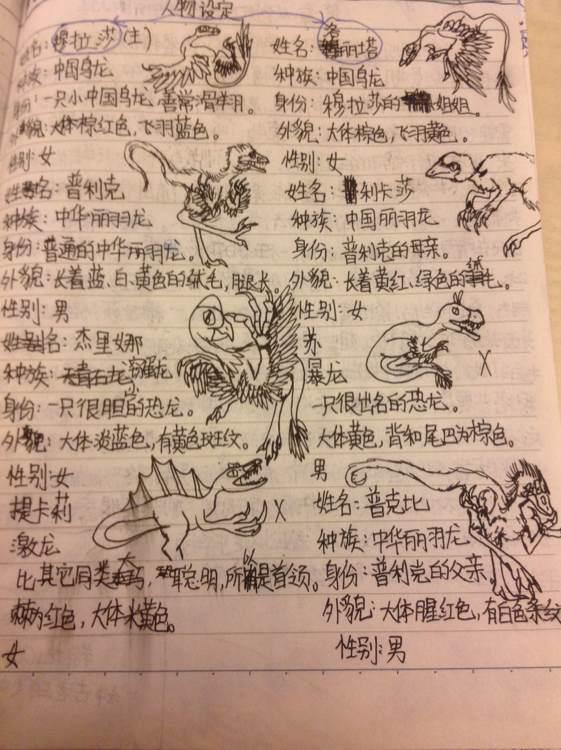 【小說】《樹上遼西鳥,樹下遼西龍》圖片