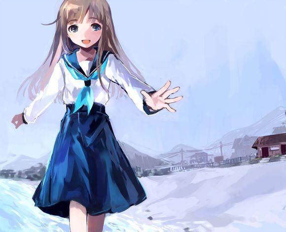 很色的学生动漫少女_很色的日本漫画女生-日本污漫画彩色无遮挡 日本少女漫画邪恶 ...