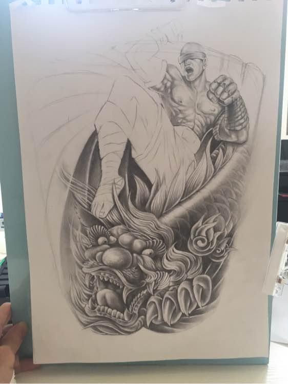 审判天使纹身_英雄联盟人物纹身 满背_英雄联盟人物纹身 满背分享展示