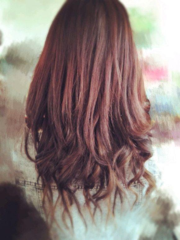 我喜歡大波浪的長頭發的女生.你圖片
