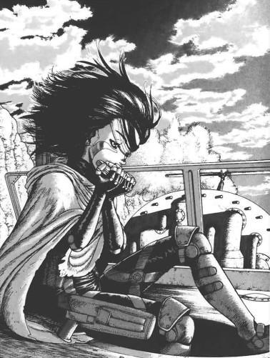 电影铳梦_对于漫画《铳梦》改编的电影《阿丽塔:战斗天使》你会