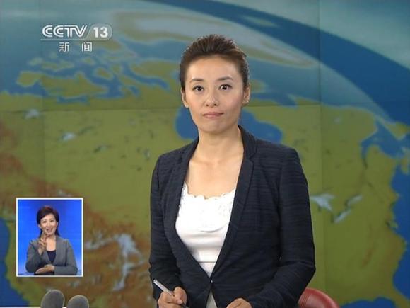 央视主播慕林杉_央视慕林杉 - 7262图片网