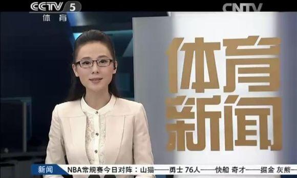 【截圖】【體育晨報】2013年12月10日.主持人楊一圖片