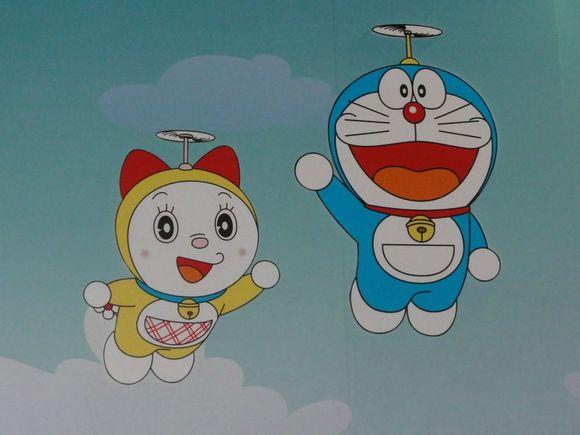 哆啦a梦的妹妹_回复:从【机器猫小叮当】到【哆啦a梦】,我是看着他长大!