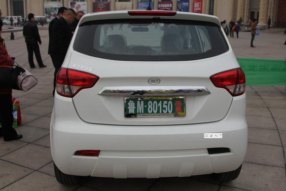 车维仹-�X[_国产纯电动车维跃亮相国际低碳展览会