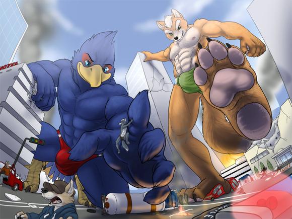 漫画肌肉大叔兽人图_兽人动漫_动漫肌肉兽人基漫画_动漫肌肉兽人-圈子花园图片