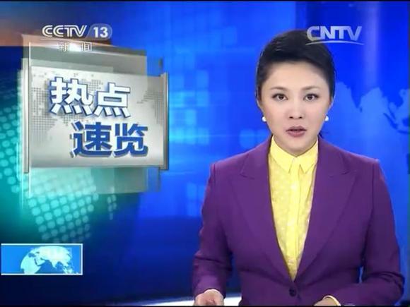 cctv13主持人紫凝_5月1日 15点 《新闻直播间》 紫凝