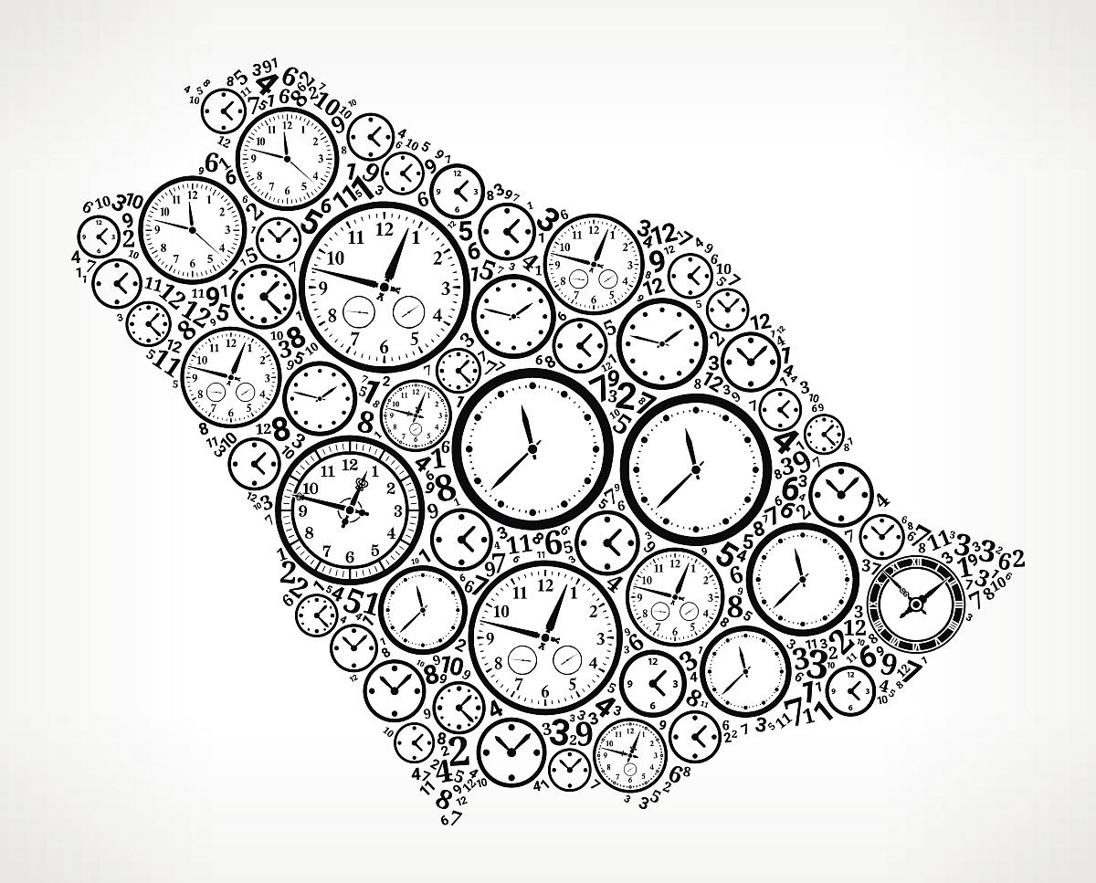 數字4,鐘面,數字10,表,計算機制圖,矢量,秒針,沙特阿拉伯,式樣,數字3圖片
