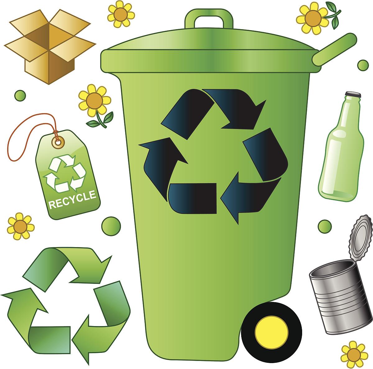 垃圾分类回收的好处_回收垃圾的好处是有哪些?-