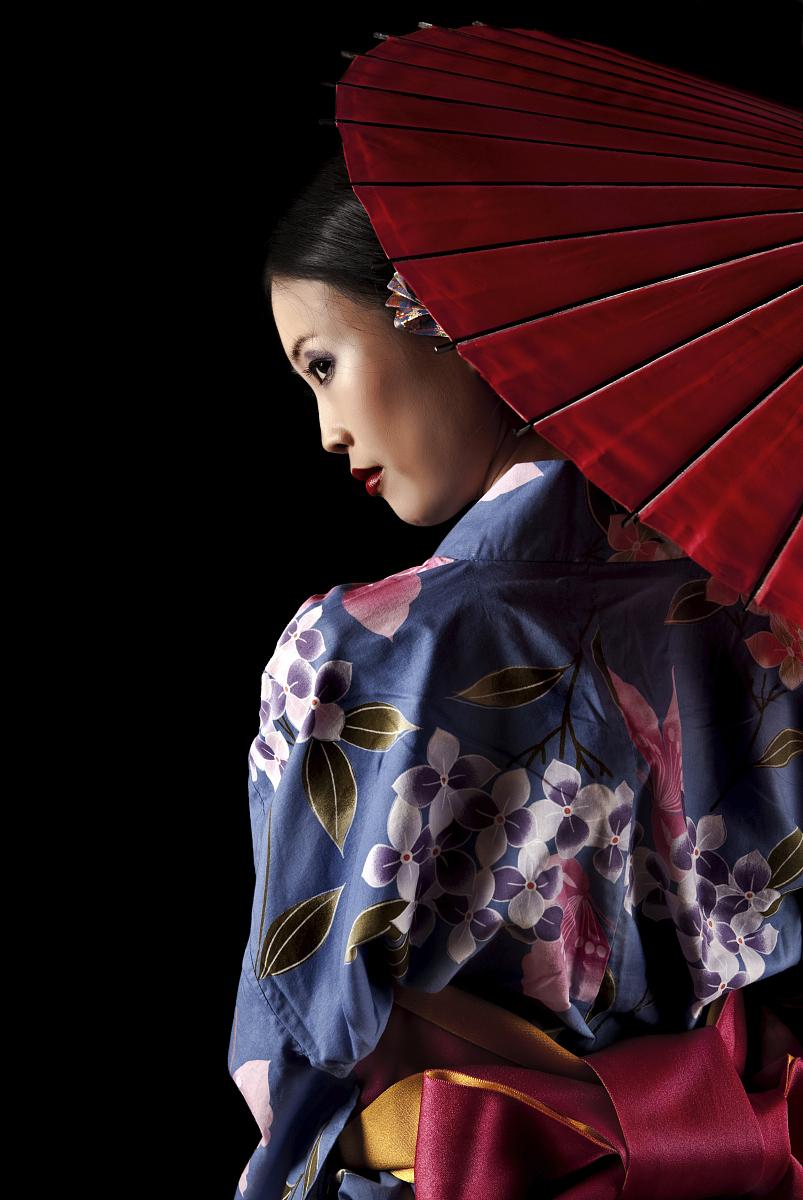 人体艺妓美�_东京,一个人,美,成年人,青年人,彩色图片,艺妓,便装和服,女人,仅一个