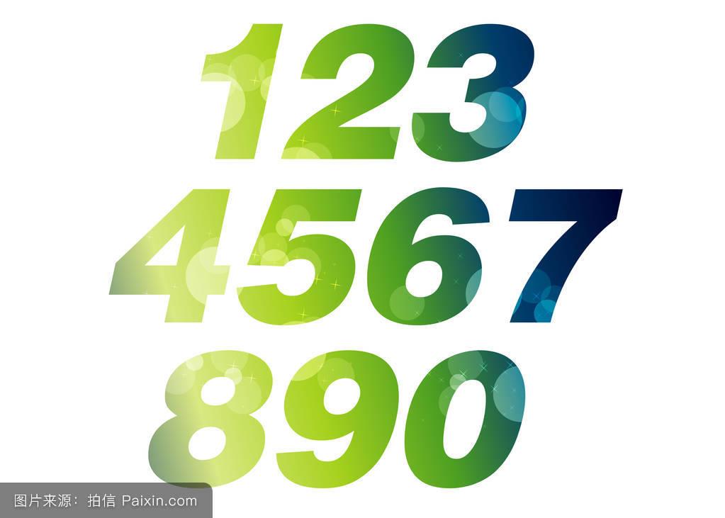 number vector design symbol numeral school圖片