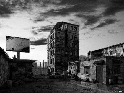 寂寞的城市